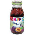 HIPP Бебешки Био напитка от сливи 4м+ 200 мл.